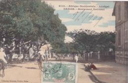 AFRIQUE,AFRICA,AFRIKA,SENEGAL,DAKAR,1909,RARE - Senegal
