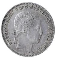 Ausztria 1836. 'I. Ferdinánd Prágai Koronázása' Ag Koronázási Zseton (3,29g/18mm) T:1- /  Austria 1836. 'Coronation Of F - Zonder Classificatie