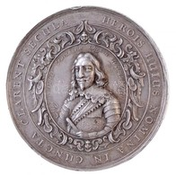 Németország / Szász-Weimar 1638. Bernhard Von Weimar Tábornok, Breisach Elfoglalása Ag Emlékérem 'HEROIS HUIUS NOMINA IN - Zonder Classificatie