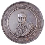 Svédország 1641. Banner Tábornok, Gusztáv Adolf Svéd Király Tanácsadójának Jelzetlen Ag Emlékérme 'IOH BANNERUS DO MÜH R - Zonder Classificatie