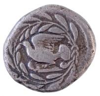Sziküón Kr. E. ~431-400. Drachm Ag (5,48g) T:2,2- /  Sikyon ~431-400. BC Drachm Ag (5,48g) C:XF,VF - Zonder Classificatie