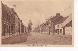 Mons Chaussee De Bruxelles Vers Nimy - Mons