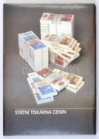 Státní Tiskárna Cenin (Állami Nyomda), Állam Nyomda Művek, Csehszlovákia, 1988. Számos Képpel, Cseh Nyelven. Nagyon Szép - Zonder Classificatie