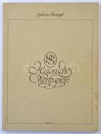 Svájc Hans Peter Albisser: Historische Wertpapiere (Történelmi értékpapírok) Basel, Galerie Sevogel 1980. / Switzerland  - Zonder Classificatie