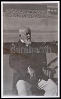 Procopius Béla (1868-1945) Numizmatikus Fotó Képeslapja   (138x85mm) / Photo Postcard Of Béla Procopius (1868-1945) Hung - Zonder Classificatie