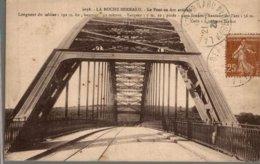 56 LA ROCHE-BERNARD LE PONT EN ARC ARTICULE - La Roche-Bernard