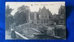Bruges Derriére Gruuthuse Le Doyenné Belgium - Brugge