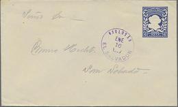 1927, 6 Centavos Blau GA-Umschlag Von Usulatan Nach San Salvador - El Salvador
