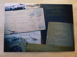 SATA     AIRLINE ISSUE / CARTE COMPAGNIE - 1946-....: Modern Era