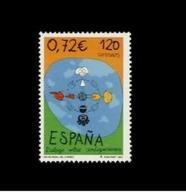 SPAIN ESPAGNE DIALOGUE AMONG CIVILIZATIONS DIALOGO JOINT ISSUE 2001 - Emissions Communes