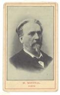 Chromo Frédéric Mistral , Poète ( Magasin A. Pygmalion, Dijon ) - Autres
