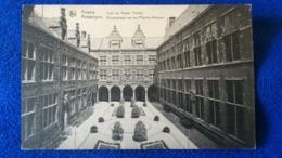 Antwerpen Binnenplaats Van Het Plantijn Museum Belgium - Antwerpen