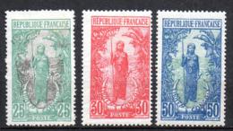 Col17  Colonie Congo N° 69 à 71 Neuf X MN Cote 6,50€ - Congo Français (1891-1960)