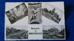 Bruxelles Place De Brouckére Belgium - Altri
