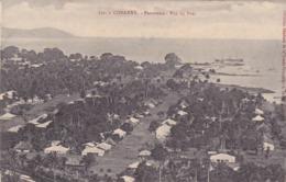 Cpa,afrique Occidentale,guinée Française,conakry,timbre Cavec Surcharge,1913,rare - Guinée Française
