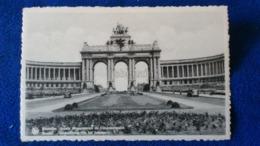 Bruxelles Arcade Monumentale Du Cinquantenaire Belgium - Altri
