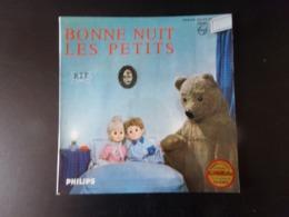 """45 T """" Bonne Nuit Les Petits """" - Children"""