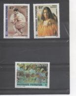 POLYNESIE Française - Folklore Polynésien : Porteur De Pierres, Danseuse, Groupe De Chant - Tradition, Patrimoine - - Polynésie Française