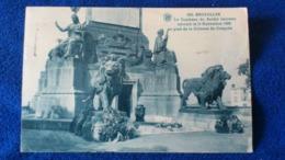 Bruxelles Le Tombeau Du Soldat Inconnu.... Belgium - Altri