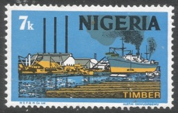 Nigeria. 1973 Definitives. 7k MH. SG 294 - Nigeria (1961-...)