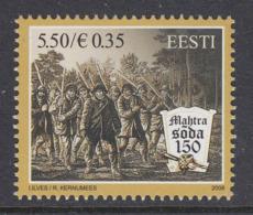 Estland 2008.  Peasant Mahtra. 1 W. MNH. Pf. - Estland