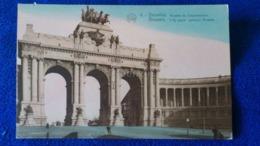 Bruxelles Arcade Du Cinquantenaire Belgium - Altri