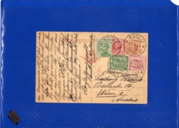 ##(DAN1910)-11-3-1926-Cartolina Postale Cent 30 Mill.22 Da Asolo (Treviso) Per L'estero, Vienna-Austria - 1900-44 Victor Emmanuel III.