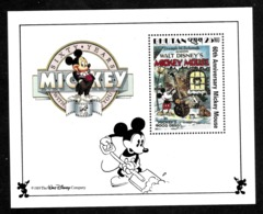 DISNEY BHUTAN 1989 MICKEY GOOD DEED - Disney
