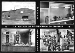 80-NESLE-S.A ATELIERS DE RECTIFICATION DU SANTERRE MULTIVUES - Nesle