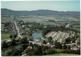 CP PONT DE POITTE - Vue Aérienne - Camping Du Marlin à PATORNAY - Ed. La Cigogne N°39.154.21 - Altri Comuni