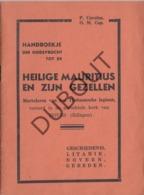 EDINGEN Parochiekerk Van Hoves Heilige Mauritius 1935  (R346) - Oud