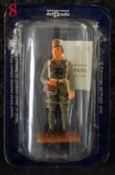 Soldat Plomb Lieutenant Légion Etrangère Espagnole 1922 NEUF Ssblister Del Prado - Army