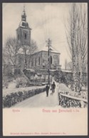 """""""Bernstadt"""", Kirche, Ca. 1910 - Deutschland"""