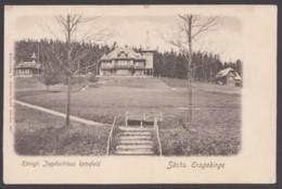 """""""Rehefeld"""", Jagdschloß, Ca. 1910 - Rehefeld"""