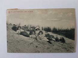 39.BLANKENBERGHE Dans Les Dunes  Toutes Une Famille - Blankenberge