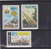 Iran 1957  SC#1074-76  MNH - Iran