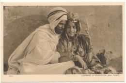 Types D'Orient - Une Danseuse Des Ouled Naïl - Lehnert & Landrock, Série I, N° 2511 - Tunisia