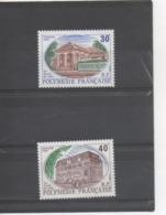 POLYNESIE Française - La Poste En Polynésie : Batiments De Poste En 1873 Et 1915 - - Polynésie Française
