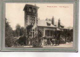CPA - JOLIVET (54) - Aspect De La Villa Marguerite Des Moulins De Jolivet En 1907 - Francia