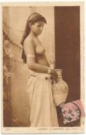 Types D'Orient - Jeune Femme Arabe, Nu Ethnique - Lehnert & Landrock, Série II, N° 2520 - Tunisie