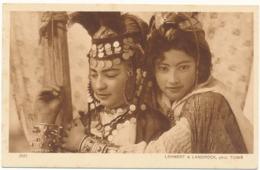 Types D'Orient - Ouled Naïl - Lehnert & Landrock, Série II, N° 2522 - Tunesien