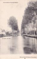 619 Ronquieres Le Canal 39 Me Bief - Bélgica