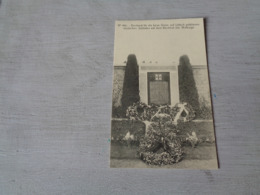 Belgique  België  ( 1116 )   Denkmal Für Die Beim Sturm Auf Lüttich ( Liège ) Deutschen Soldaten - Lüttich