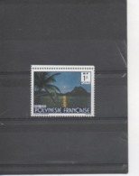"""POLYNESIE Française - Paysage De La Polynésie - Type De 1979 (N°132) Avec Signature """"Cartor"""" - Polynésie Française"""