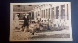 Le Croisic, Sanatorium Marin De Pen Bron, La Pouponnière Côté Ouest / Editions Chapeau N°868 - Le Croisic