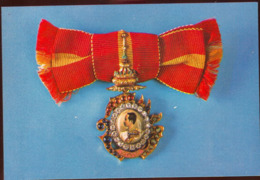 Thaïlande Médaille De L'Ordre - Tailandia