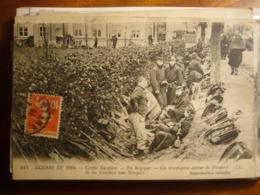 BELGIQUE       Avant-poste Autour De Nieuport - Oorlog 1914-18