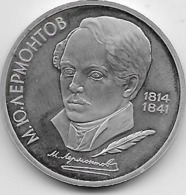 Russie - 1 Rouble - 1989 - SUP - Rusia