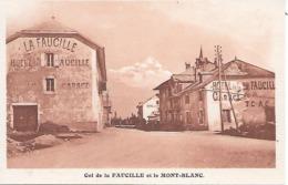 GEX - ( 01 ) - Col De La Faucille - Gex