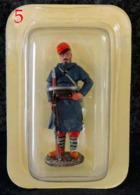 Soldat Plomb Fusilier Brigade Etrangère 1855 NEUF Sous Blister ATLAS - Army